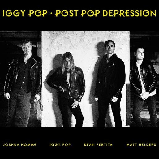 Iggy Pop: <i>Post Pop Depression</i> Review