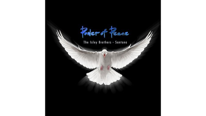 Santana & the Isley Brothers: <i>Power of Peace</i> Review