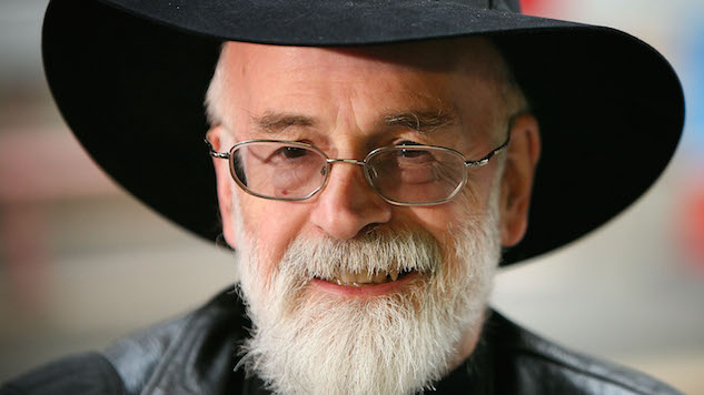Terry Pratchett's Unpublished Works Destroyed by Steamroller in Accordance With His Last Wishes