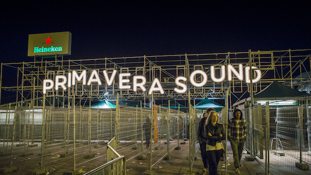 Barcelona's Primavera Sound Festival to Launch Two New Locations in 2020