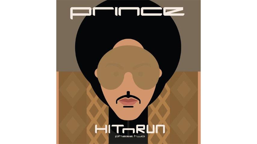 Prince: <i>HITnRUN Phase 2</i>