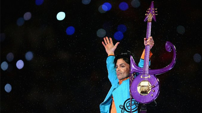 The 50 Best Songs by Prince