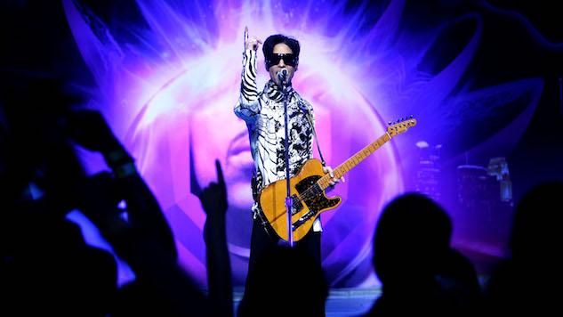 Prince Estate Announces Seven-Week Music Video Series