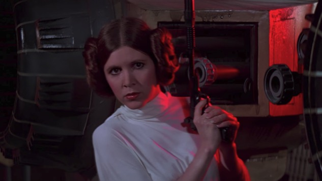 Disney Denies Reports They're Negotiating with Carrie Fisher's Estate Regarding Future <i>Star Wars</i> Appearances