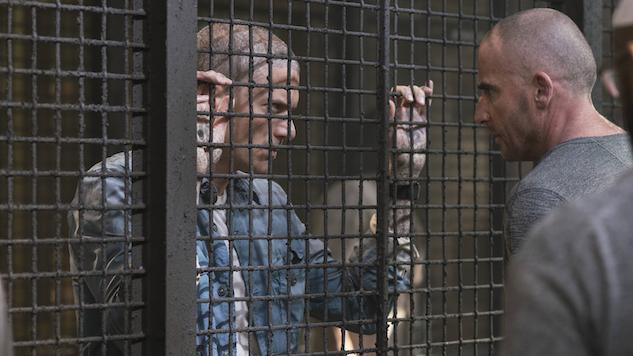 <i>Prison Break</i> Should Have Stayed Locked Up