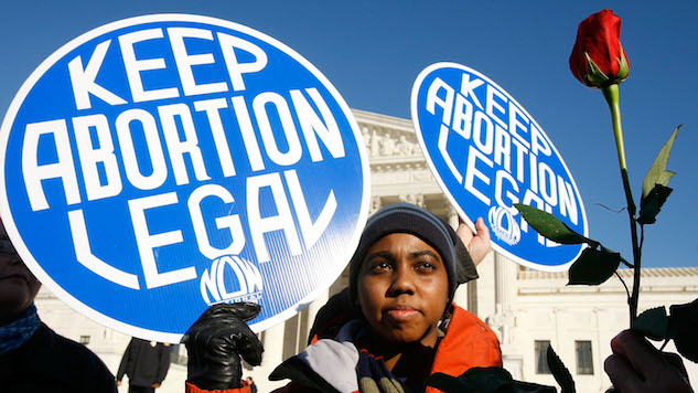 The Threat to Roe v. Wade Is Real. Trump Said So Himself