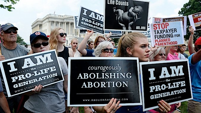 In Order to Compete Nationally, Democrats Must Embrace Pro-Life Candidates