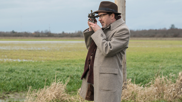 How <i>Project Blue Book</i> Could Revive the History Channel's Reputation