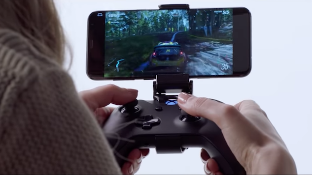 Microsoft Wants to Let You Stream Your Games Anywhere with Project xCloud