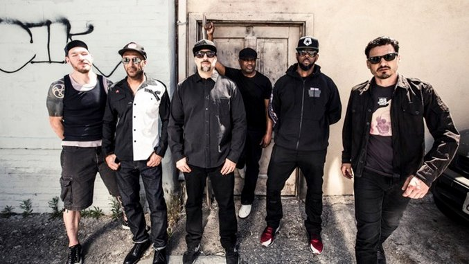 "Prophets of Rage Announce Debut Album With New Single/Video ""Unfuck The World"""