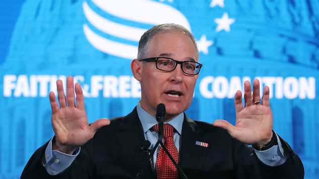 The EPA is Protecting Industry Instead of Public Health or the Environment