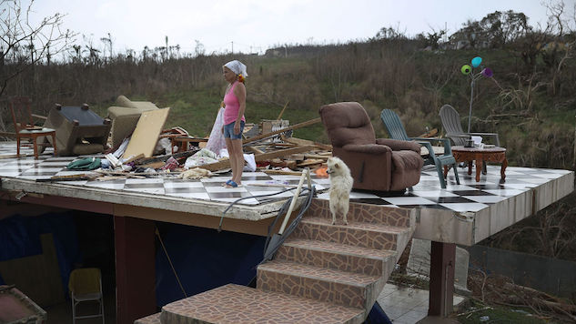 Jones Act Waived for Disaster Relief in Puerto Rico
