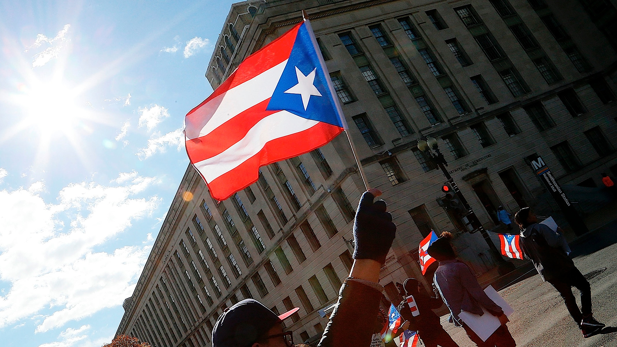 New Poll: America Is Fine With Puerto Rican Statehood, But D.C. Statehood? NEVER.
