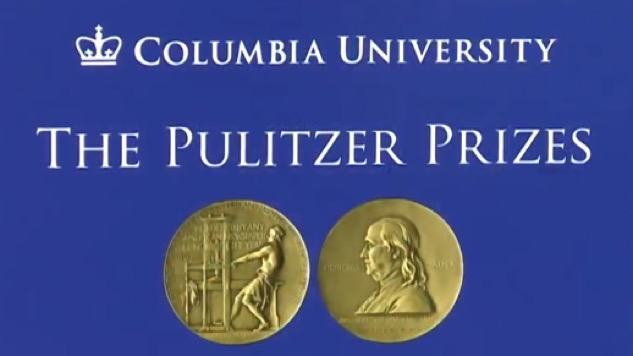 Here Are This Year's Pulitzer Prize Winners