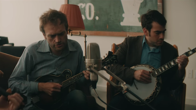"Watch the Punch Brothers Play ""Like It's Going Out of Style"" in New Live Video"