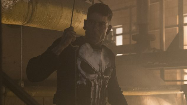 Netflix Renews <i>The Punisher</i> For a Second Season
