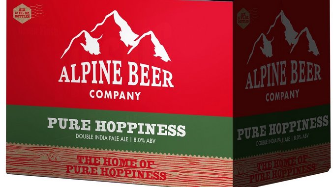 Alpine Beer Company Pure Hoppiness Review