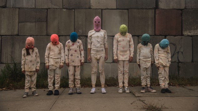"""Pussy Riot Return With Necessary New Single/Video """"Police State"""""""