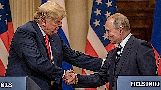 Trump, Putin Meet in Helsinki: Here's What to Expect