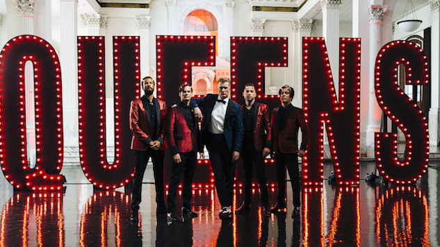 "Queens of the Stone Age Unleash Theatrical Video for ""The Way You Used To Do"""