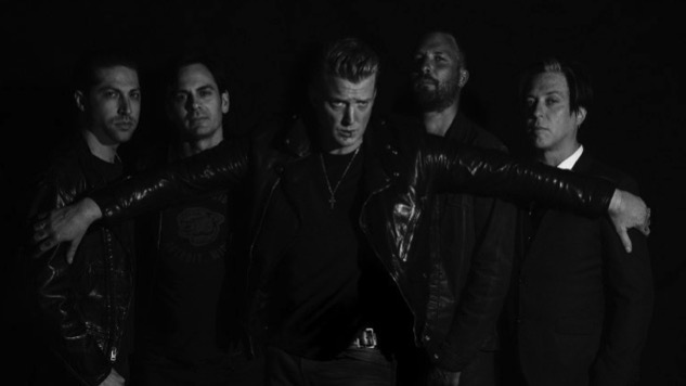 "Listen to Queens of the Stone Age's Devilish New Single, ""The Evil Has Landed"""