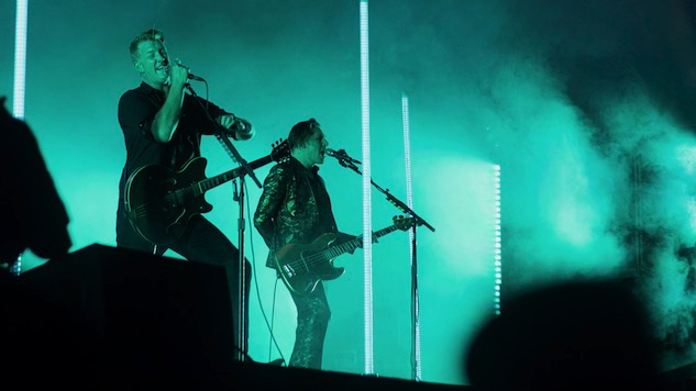 Shaky Knees Day 2 Recap: Queens of the Stone Age, The War on Drugs, Parquet Courts and More