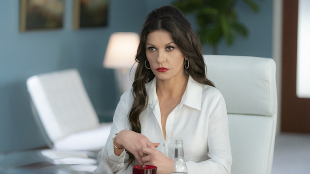 The Reason to Watch <i>Queen America</i> Is the Commanding Catherine Zeta-Jones