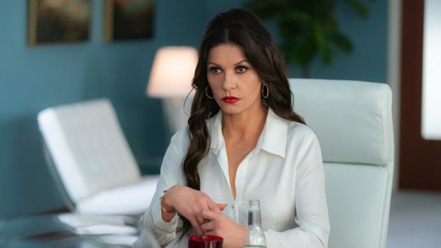 Catherine Zeta-Jones Stars in the Teaser for Facebook Watch Original Series <i>Queen America</i>