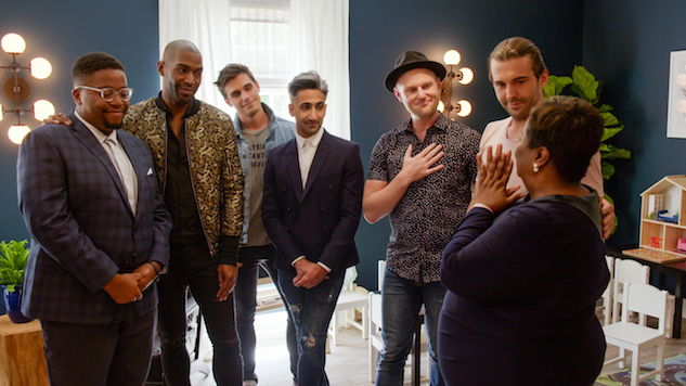 Glow Up: On <i>Queer Eye</i>, Capitalism and Gay Identity
