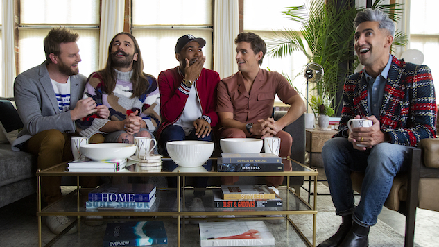 The Fab Five Head Back to JVN&#8217;s High School in New Trailer for <i>Queer Eye</i> Season Four