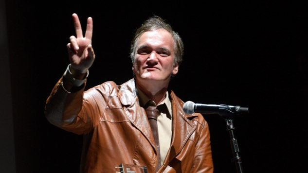 Here's the Latest on Quentin Tarantino's Next Movie