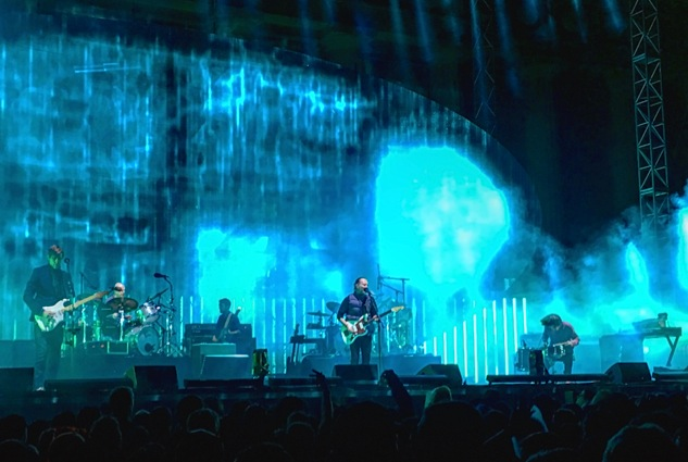 "Watch This Amazing Triple-Cut of Radiohead Playing ""Karma Police"" in 1997, 2003 and 2017"