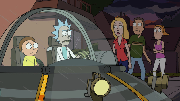 Adult Swim Announces <i>Rick and Morty</i> Season 1-3 Box Set
