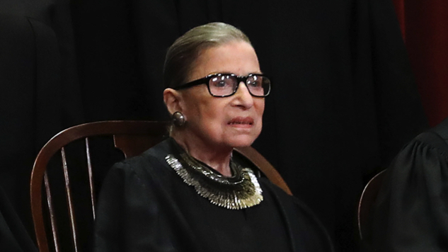Ruth Bader Ginsburg Not Dying, World Breathes Sigh of Relief