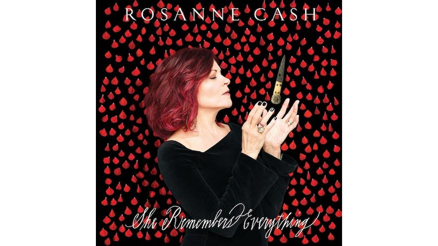 Rosanne Cash: <i>She Remembers Everything</i> Review