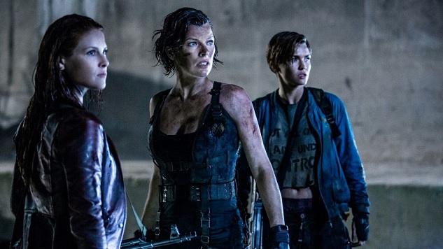 <i>Resident Evil: The Final Chapter</i>