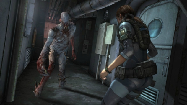 <i>Resident Evil Revelations</i> is Coming to Xbox One and PS4 This Year
