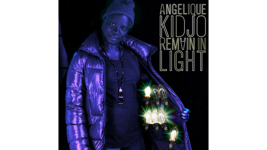 Angelique Kidjo: <i>Remain In Light</i> Review