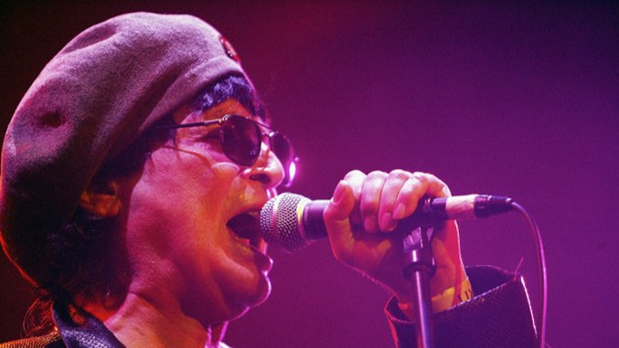 Remembering Suicide's Alan Vega