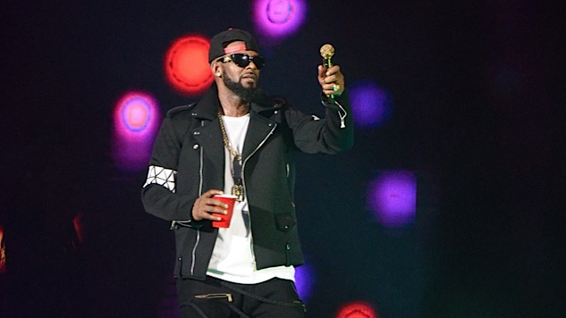 New R. Kelly Accuser Alleges Starvation, Beatings at Hands of R&B Star