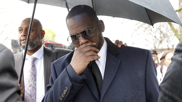 R. Kelly Has Been Charged with 11 More Counts of Sexual Assault