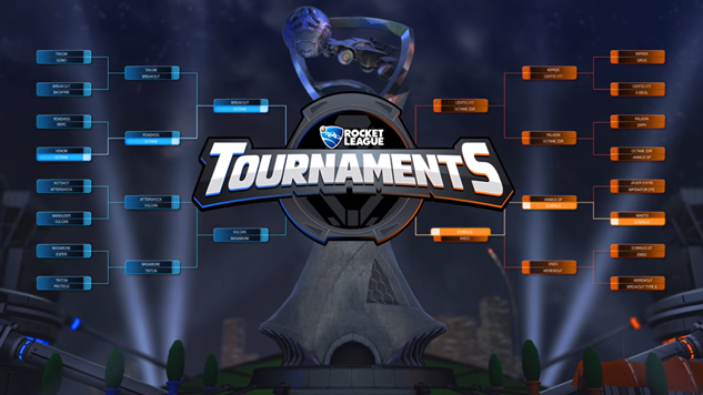 <i>Rocket League</i>'s Tournaments Update Goes Live This April