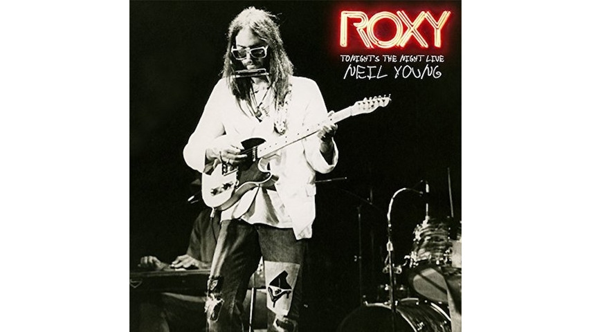 Neil Young: <i>Roxy - Tonight's The Night Live</i> Review
