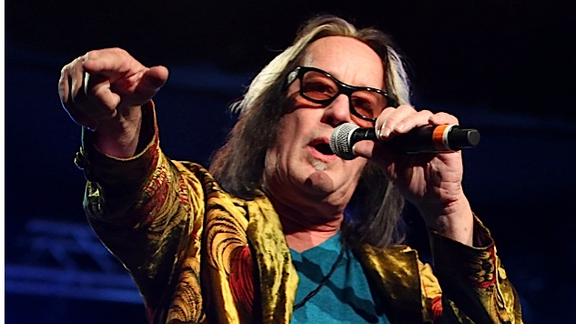 Listen to What Happened When Todd Rundgren Refused to Bring Instruments on His 1985 Tour