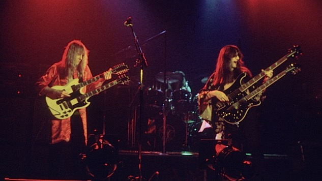 Listen to a 1981 Rush Show as the Band Was Ascending to Peak Prog