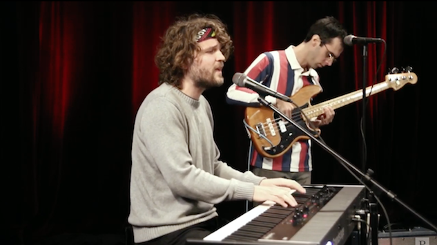 "Watch Ra Ra Riot Perform ""Water,"" Plus Two New Songs, in the <i>Paste</i> Studio"
