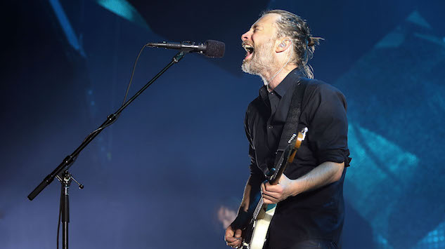 Thom Yorke Announces Remix EP <I>Not the News</I>