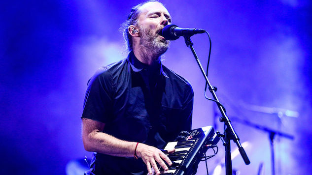 Thom Yorke's New Album <i>ANIMA</i>, Accompanying Paul Thomas Anderson Short Film Now Streaming