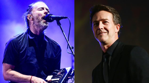 Radiohead, Edward Norton Hosting Concert Sweepstakes to Benefit ACLU