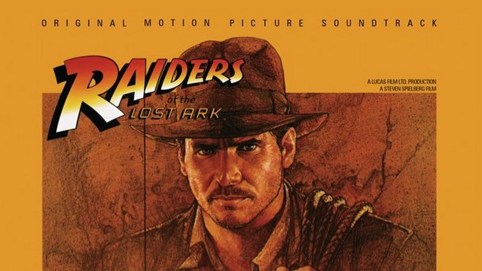 John Williams' Iconic <i>Raiders of the Lost Ark</i> Score to be Reissued on 180-Gram Vinyl